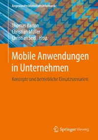 Cover Mobile Anwendungen in Unternehmen