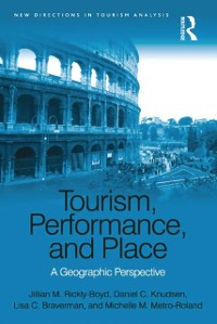 Cover Tourism, Performance, and Place