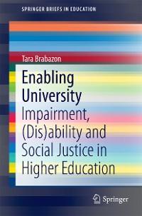 Cover Enabling University
