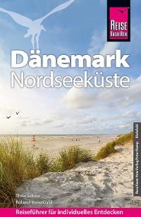 Cover Reise Know-How Reiseführer Dänemark - Nordseeküste
