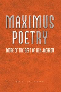 Cover Maximus Poetry