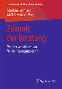 Cover Zukunft der Beratung