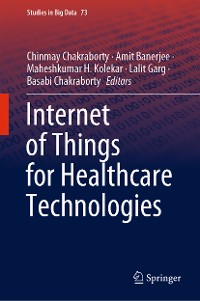 Cover Internet of Things for Healthcare Technologies