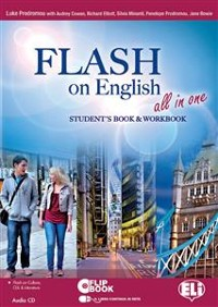 Cover Flash on English − All in One