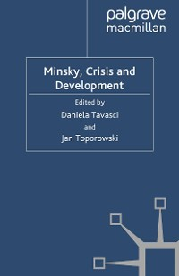 Cover Minsky, Crisis and Development