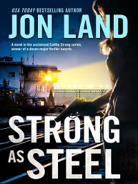 Cover Strong As Steel