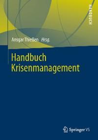 Cover Handbuch Krisenmanagement