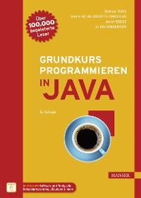 Cover Grundkurs Programmieren in Java