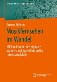 Cover Musikfernsehen im Wandel