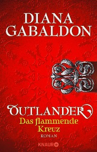 Cover Outlander - Das flammende Kreuz