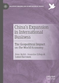 Cover China's Expansion in International Business
