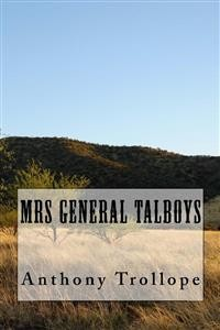 Cover Mrs General Talboys