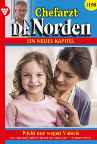 Cover Chefarzt Dr. Norden 1158 – Arztroman