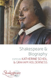Cover Shakespeare and Biography