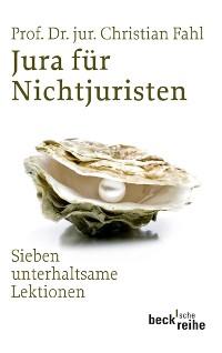 Cover Jura für Nichtjuristen