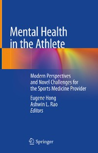 Cover Mental Health in the Athlete