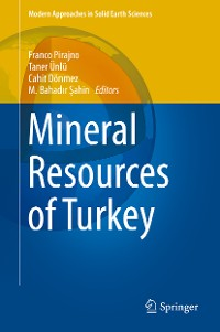 Cover Mineral Resources of Turkey