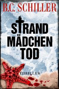 Cover Strandmädchentod - Thriller