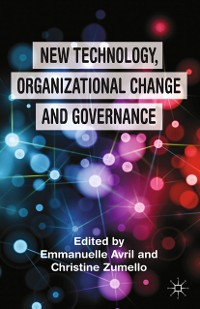 Cover New Technology, Organizational Change and Governance