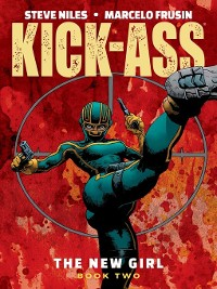 Cover Kick-Ass (2018): The New Girl, Volume 2