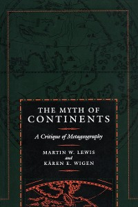 Cover The Myth of Continents
