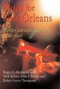 Cover Blues for New Orleans