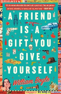 Cover A Friend is a Gift you Give Yourself