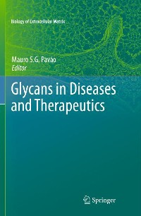 Cover Glycans in Diseases and Therapeutics