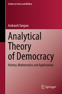 Cover Analytical Theory of Democracy