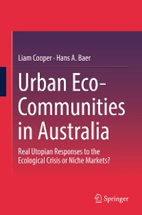 Cover Urban Eco-Communities in Australia