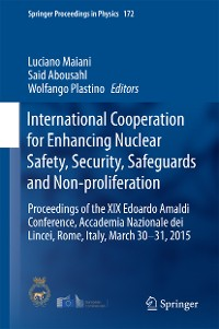 Cover International Cooperation for Enhancing Nuclear Safety, Security, Safeguards and Non-proliferation
