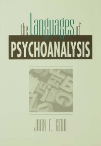Cover Languages of Psychoanalysis