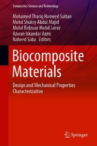 Cover Biocomposite Materials