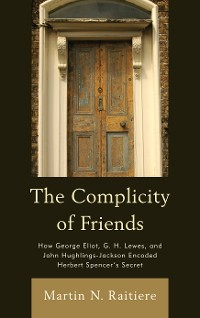 Cover The Complicity of Friends