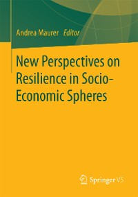 Cover New Perspectives on Resilience in Socio-Economic Spheres