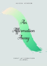 Cover An Affirmation Away