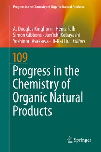 Cover Progress in the Chemistry of Organic Natural Products 109