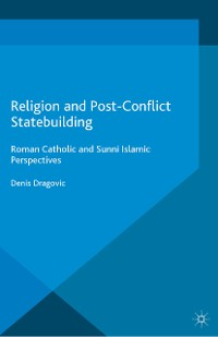 Cover Religion and Post-Conflict Statebuilding