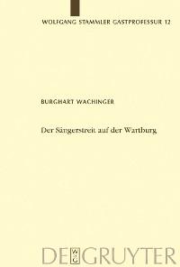 Cover Der Sängerstreit auf der Wartburg