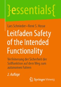 Cover Leitfaden Safety of the Intended Functionality
