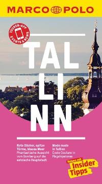 Cover MARCO POLO Reiseführer Tallinn