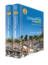 Cover Encyclopedia of Consumption and Waste