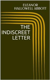Cover The Indiscreet Letter