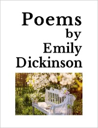 Cover Poems by Emily Dickinson