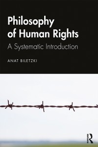 Cover Philosophy of Human Rights