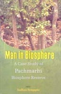Cover Man in Biosphere