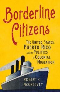 Cover Borderline Citizens
