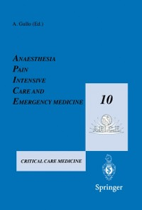 Cover Anaesthesia, Pain, Intensive Care and Emergency Medicine - A.P.I.C.E.