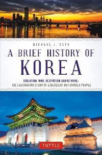 Cover A Brief History of Korea