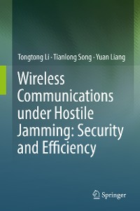 Cover Wireless Communications under Hostile Jamming: Security and Efficiency